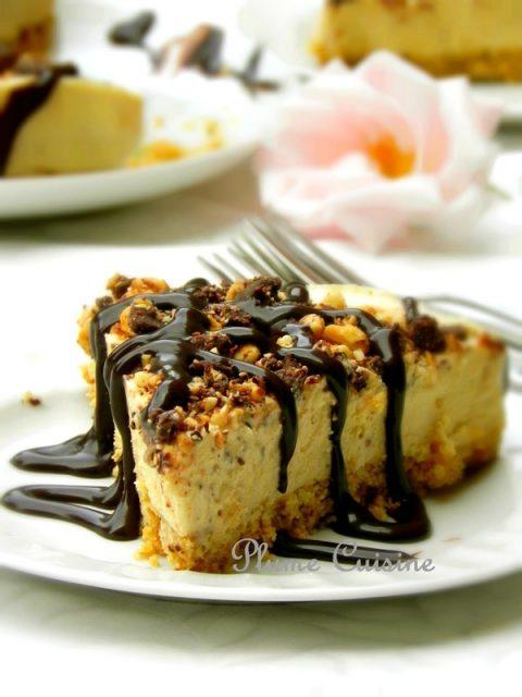 Recette-cheesecake-beurre-de-cacahuètes