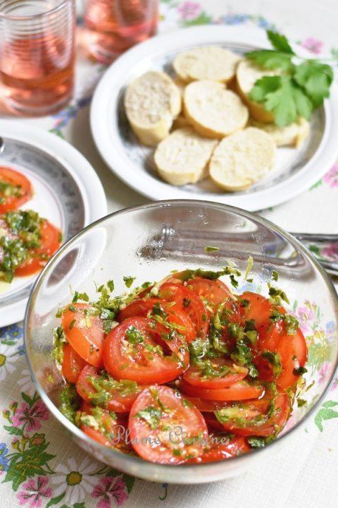 Tomates-marinées