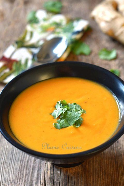 Soupe-patate-douce-épicée-recette