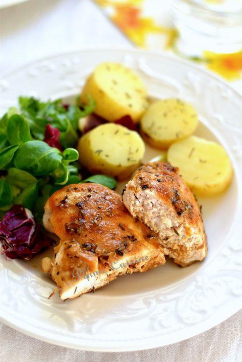 Blanc-de-poulet-four-recette