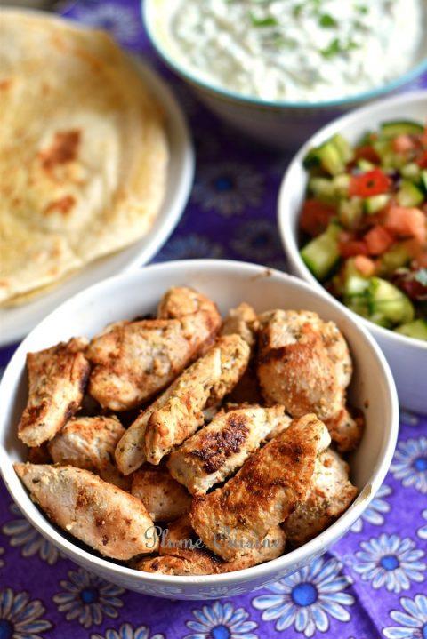 Gyros-au-poulet