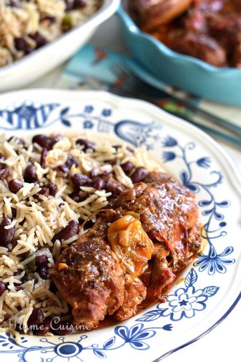 poulet-jamaïcain-recette