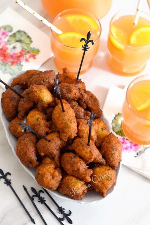 Accras-de-carottes