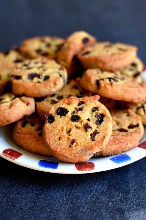 Biscuits-coco-rhum-raisins