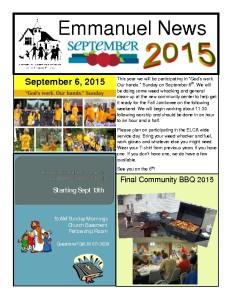 September 2015 Newsletter-thumbnail