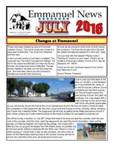 July 2016 Newsletter-thumbnail