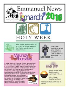 March 2016 Newsletter-thumbnail