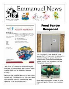 June 2017 Newsletter-thumbnail