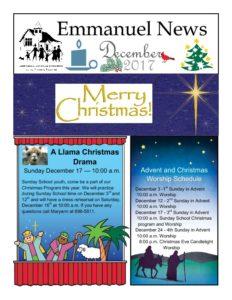 December 2017 Newsletter-thumbnail