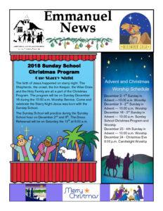 December 2018 Newsletter-thumbnail
