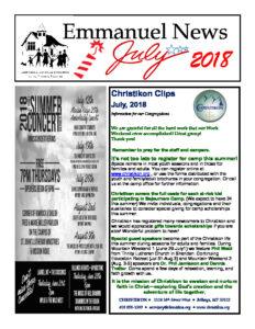 July 2018 Newsletter-thumbnail