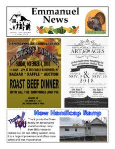 November 2018 Newsletter-thumbnail