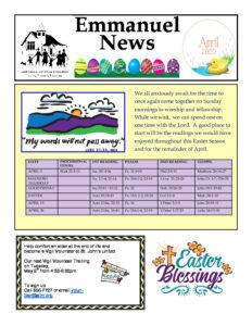 April 2020 Newsletter-thumbnail