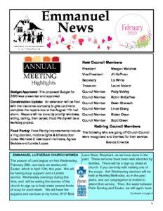 February 2020 Newsletter-thumbnail