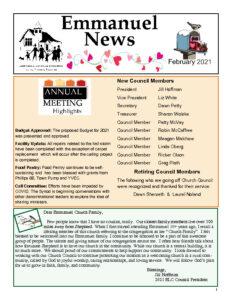 February 2021 Newsletter-thumbnail