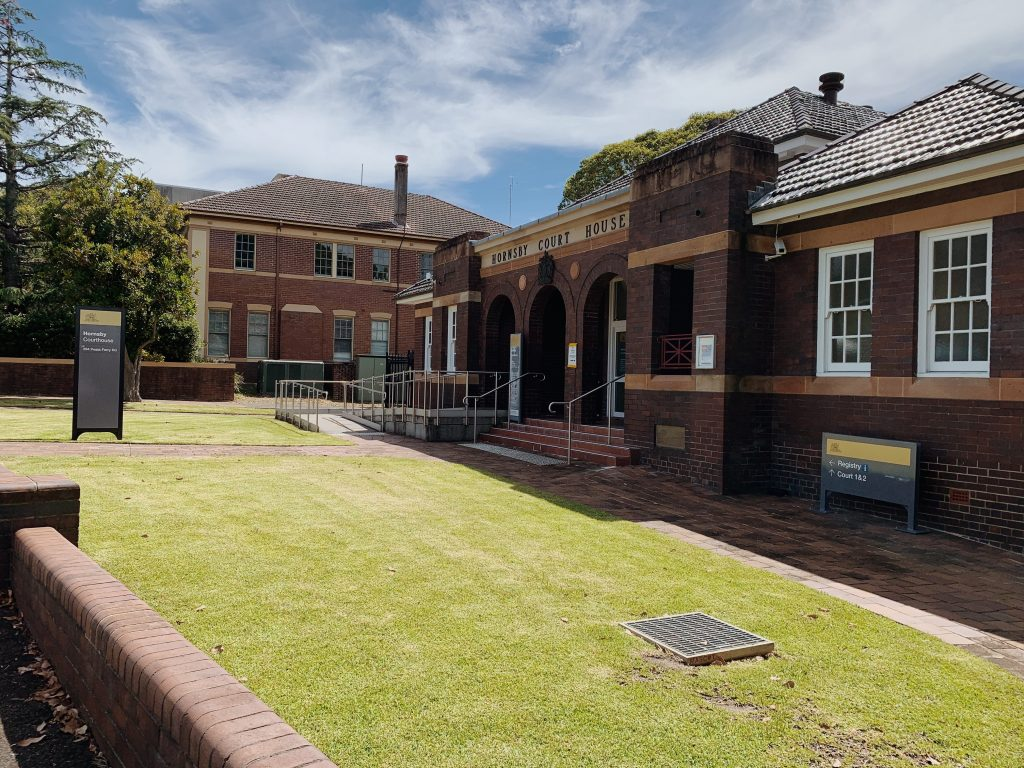 criminal lawyer hornsby local court