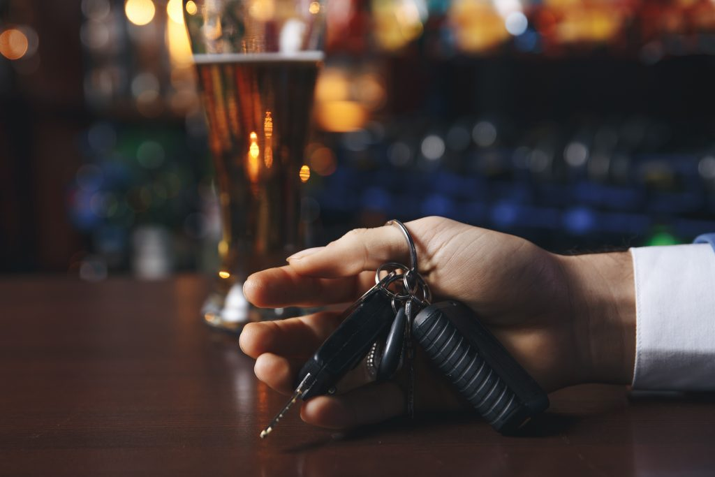 drink driving second offence nsw