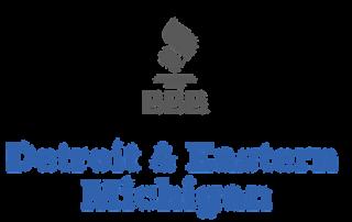 Better Business Bureau of Detroit and Eastern Michigan logo