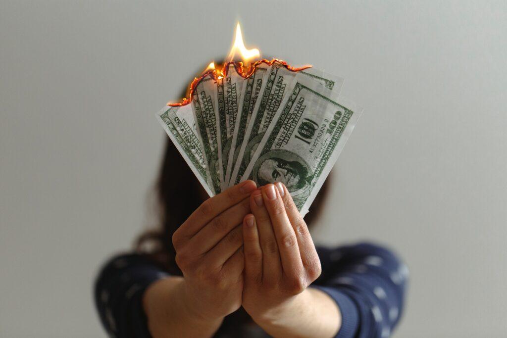 Money Burning