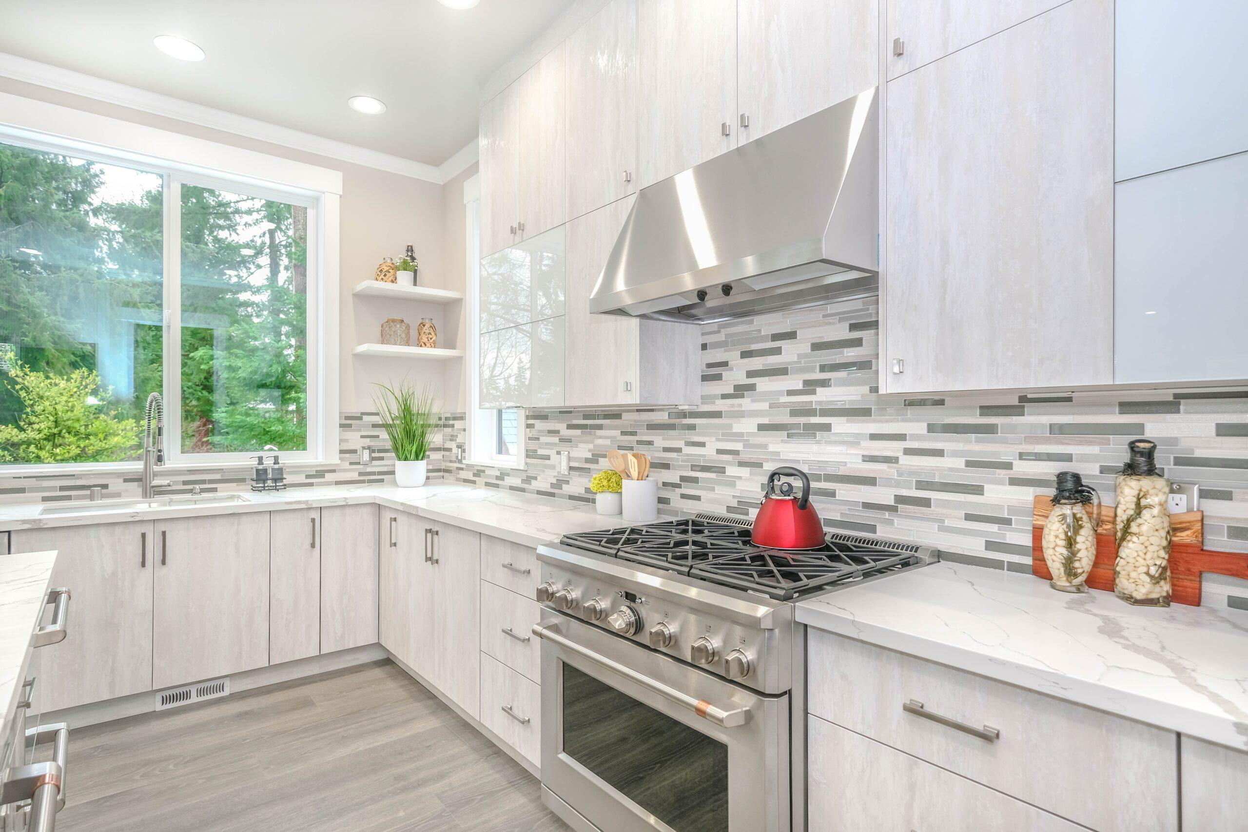 Four Kitchen Backsplash Ideas We Love