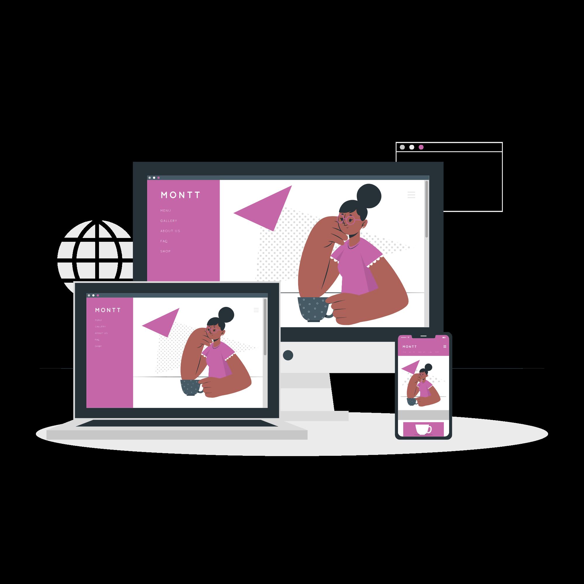 Website Design & SEO