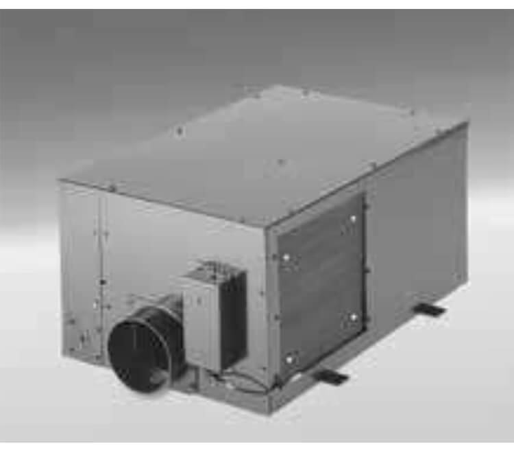 Surveillance Vehicle HVAC Upgrade - SpectraTek