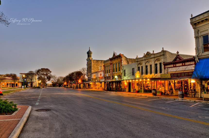 Picture of Georgetown, TX