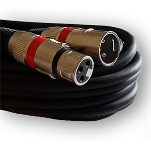 XLR Microphone Cables