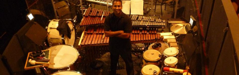 Playing in the pit with the Evita National Tour (Kravis)