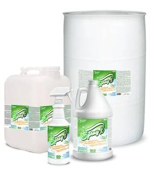 Cleaners & Disinfectants