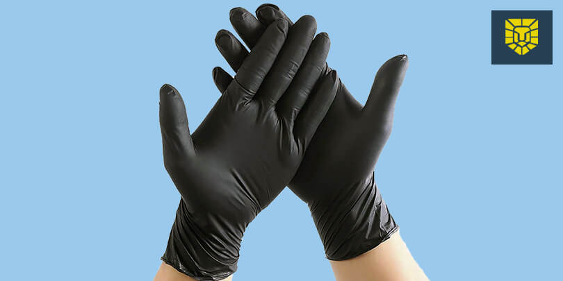 What Are Black Nitrile Gloves Used For