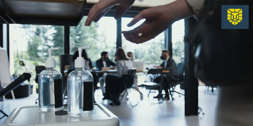 Importance Of Hand Sanitizer In Workplaces - protech safety supply