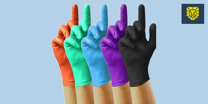 Why Use Different Colored Gloves In The Workplace