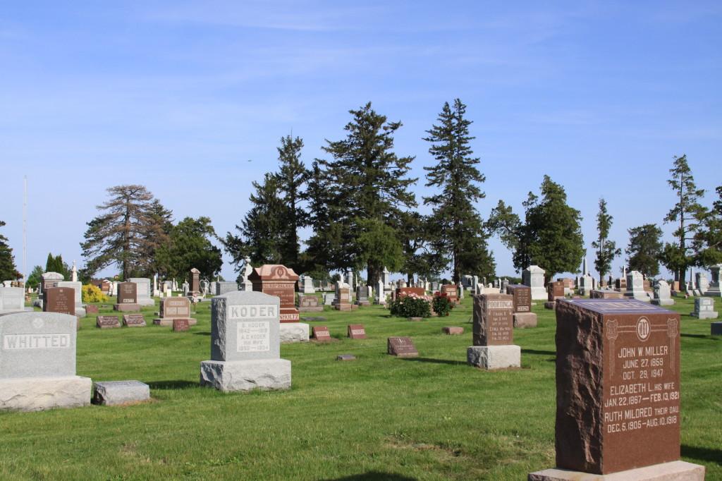 Monroe Silent City Cemetery