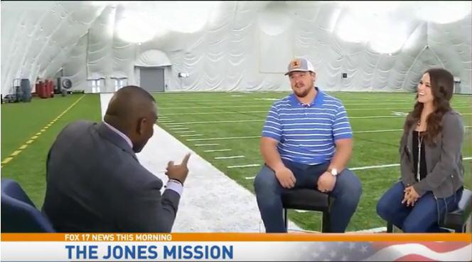 The Jones Mission Video Thumbnail
