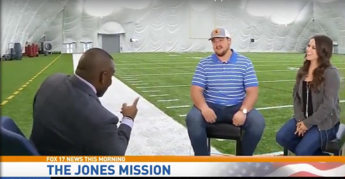 The Jones Mission - Video Thumbnail