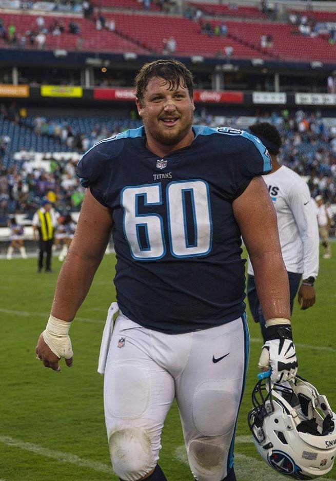 Ben Jones - Tennessee Titans
