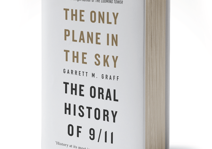 The Only Plane In the Sky Interview