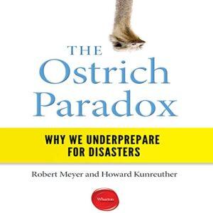 Coronavirus and The Ostrich Paradox