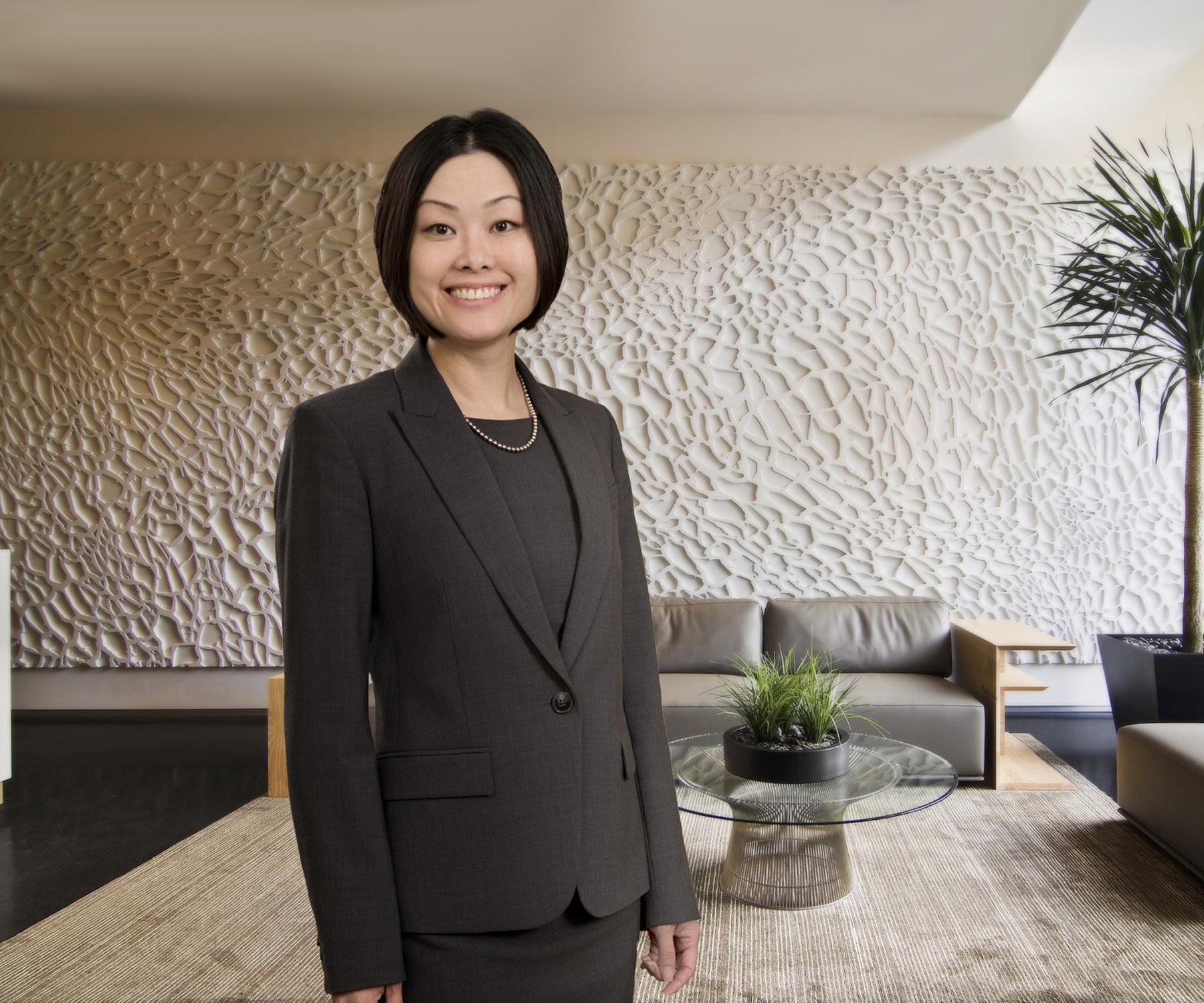 Julie Hsu Hoffinger
