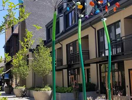 Public art finds a home at The Windward in Lake Oswego