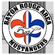 Baton Rouge Area Mustangers Logo