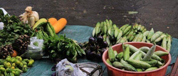 Mizo Vegetables