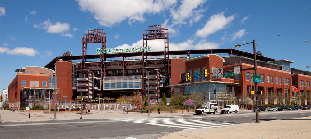 Citizen's Bank Park – Phillie Stadium