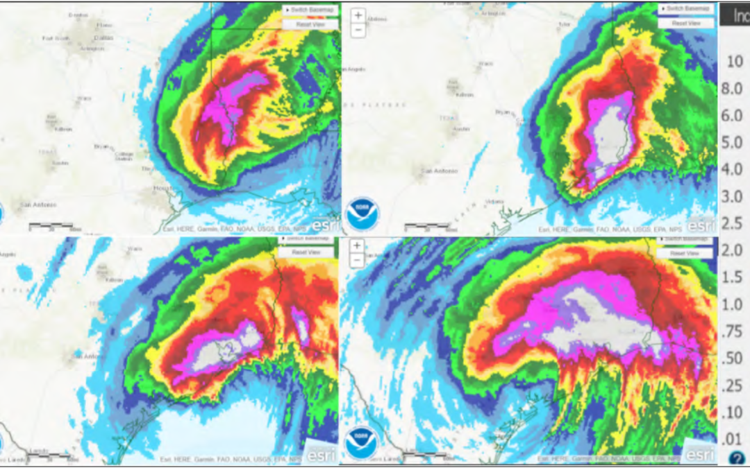 Integration of CoCoRaHS Observations into West Gulf River Forecast Center Operations