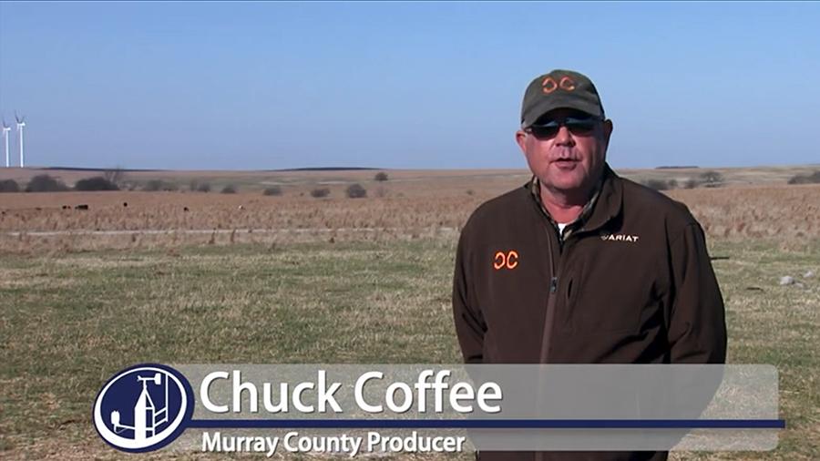 Mesonet in Murray County