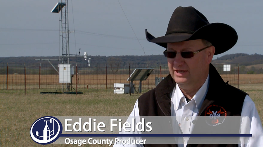 Mesonet and Osage County Agriculture