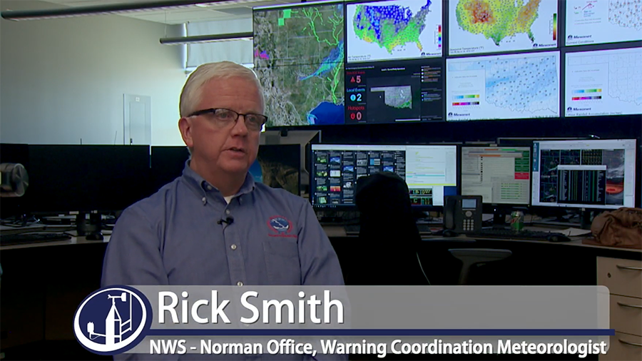 The NWS and the Mesonet