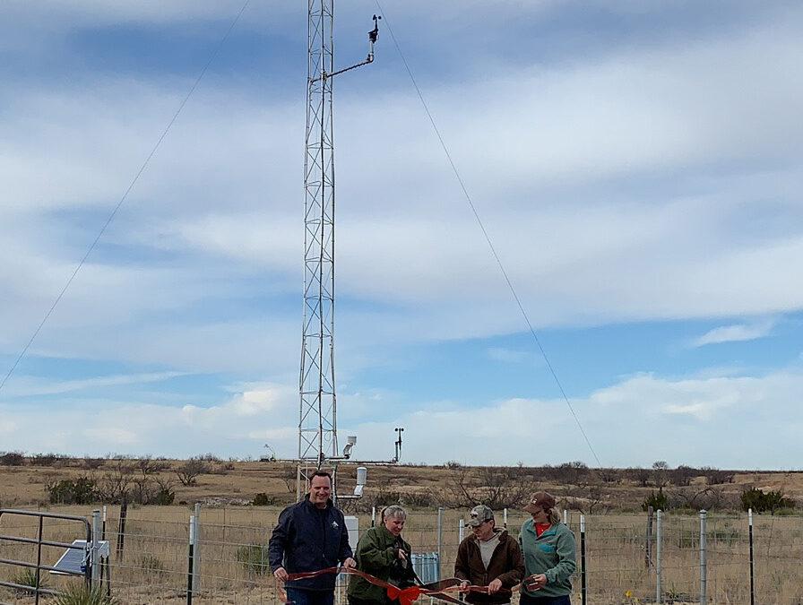 120th West Texas Mesonet Station