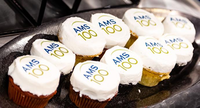 NMP at AMS100